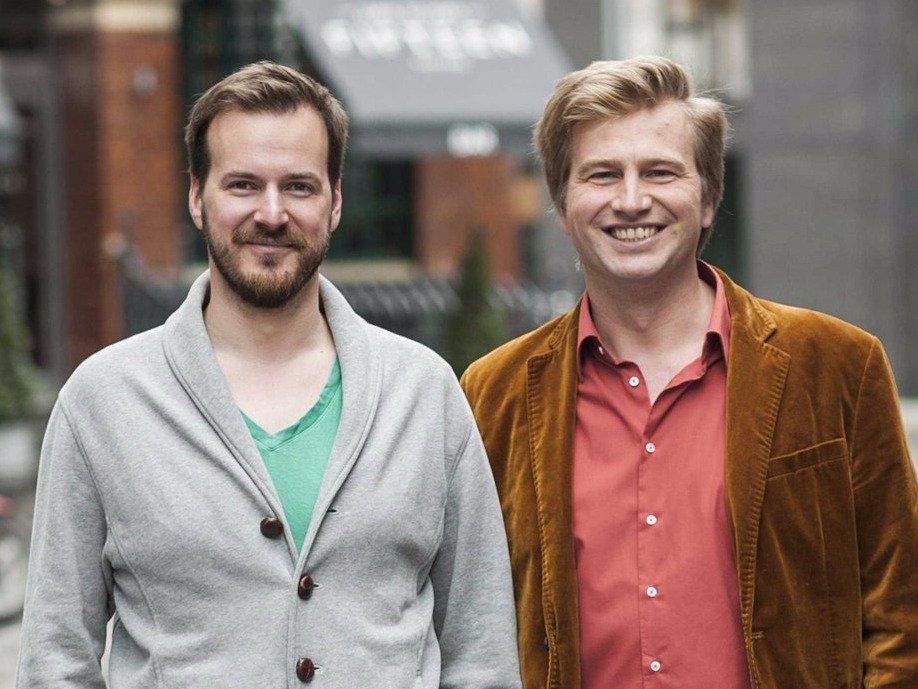 Zakladatelia spoločnosti TransferWise - lacný prevod peňazí do zahraničia