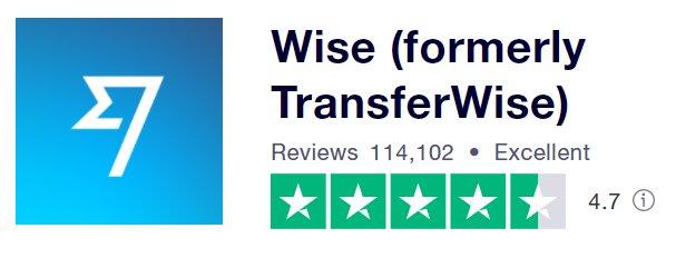 recenzie na prevod peňazí do zahraničia na stránke trustpilot