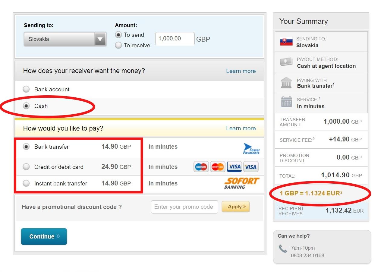 Western union poplatky pri prevode hotovosti ako poslať hotovosť