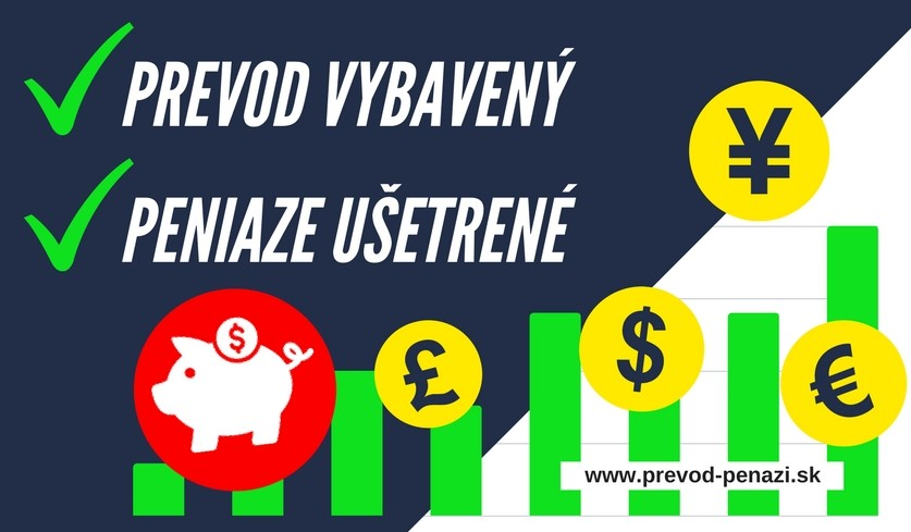 lacný prevod peňazí z anglicka na slovensko