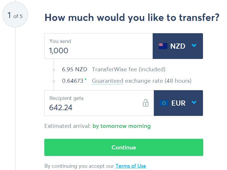 prevod nzd na eur czk nový zéland