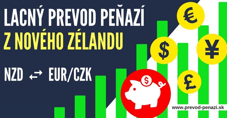 lacný prevod peňazí z nového zélandu a na nový zéland
