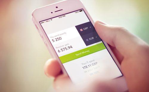 transferwise šetrí poplatky za prevod peňazí z austrálie